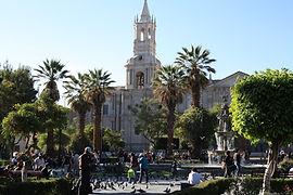 Arequipa, Hauptplatz