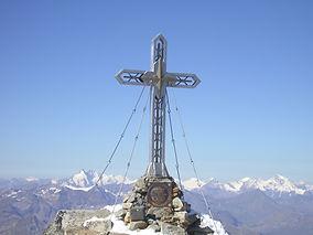 Gipfelkreuz Tauernkönigin
