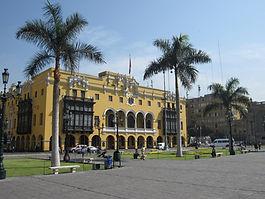 Lima, altes Zentrum