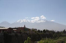 Chachani von Arequipa