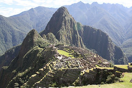 Machu Picchu mit Hayna Picchu