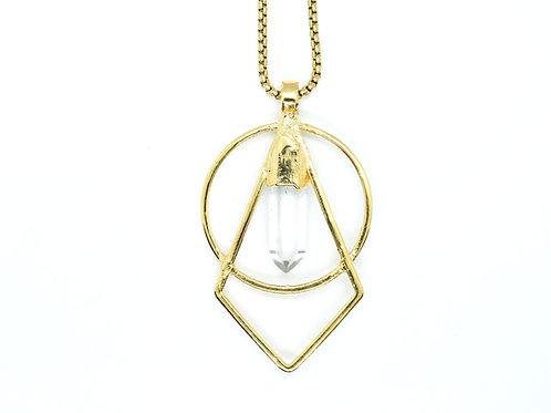 Diamond Circle Talisman