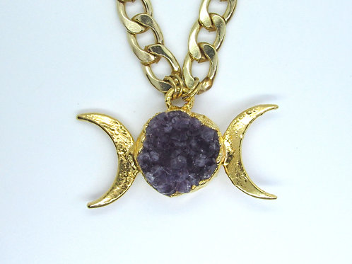 Amethyst Moon Phase