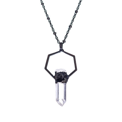 Sacred Hexagon Pendant