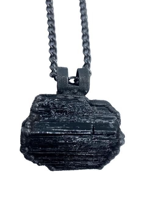 Black Tourmaline Talisman