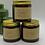 Thumbnail: Set Of 3 Invigorating Aromatherapy Candles