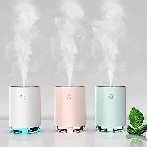 Portable Ultrasonic Aromatherapy Diffuser