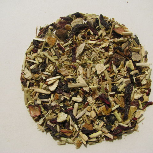 Citrus Flow Herbal Tea Infusion