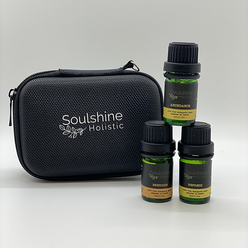 Set Of 3 Day Diffuser Oil Blends