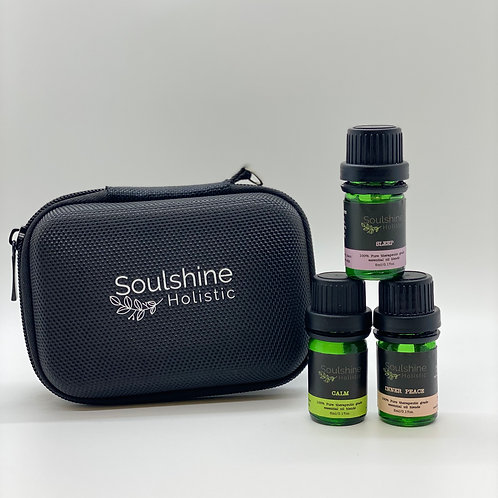 Set Of 3 Night Diffuser Oil Blends