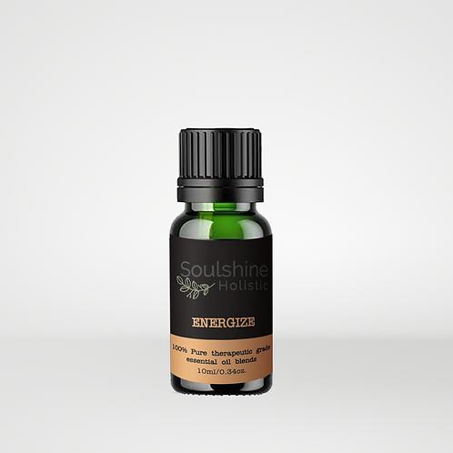 Energize Essential Oils Blend