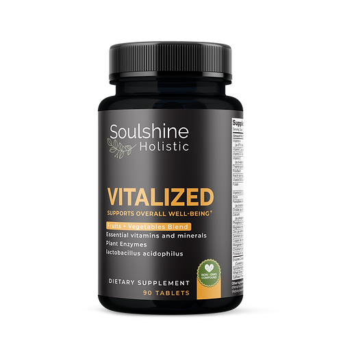 VITALIZED DIETARY SUPPLEMENT