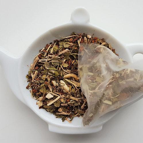 Energizing Herbal Tea Infusions
