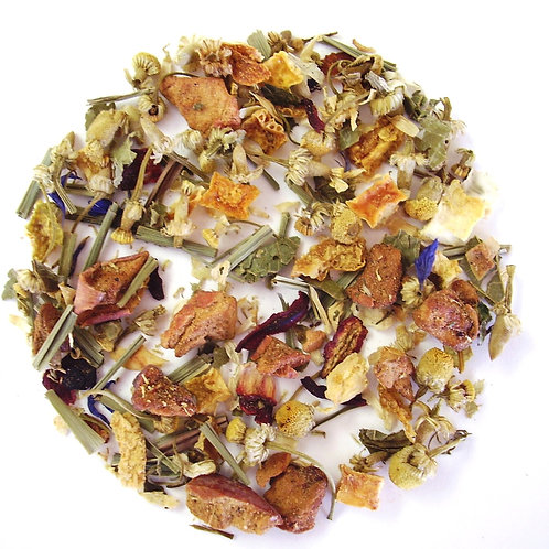 Enchanted Herbal Tea Infusion