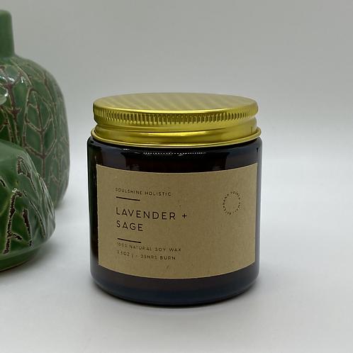 Lavender + Sage