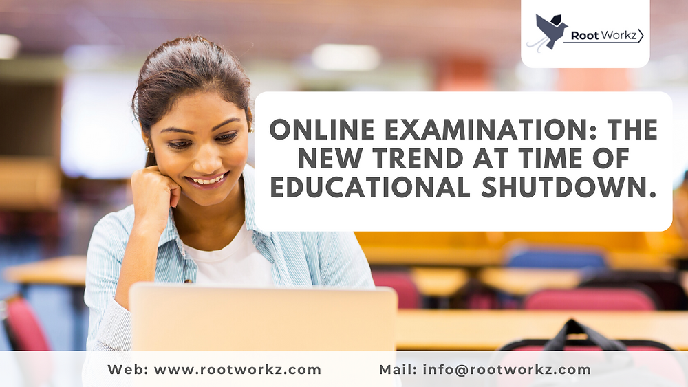 Online exams is the new trend in COVID-19