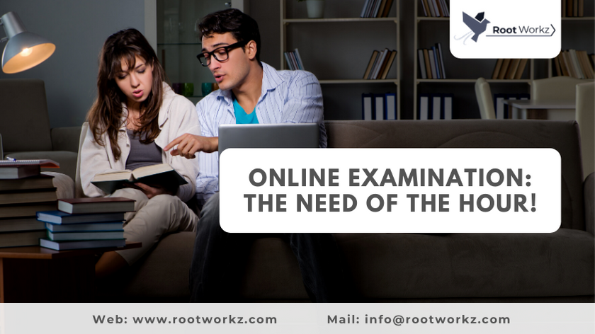 Online exams : The need of the hour in COVID pandemic