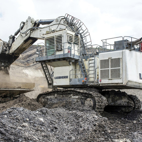 The R 9250 Mining Excavator and its high-quality efficiency