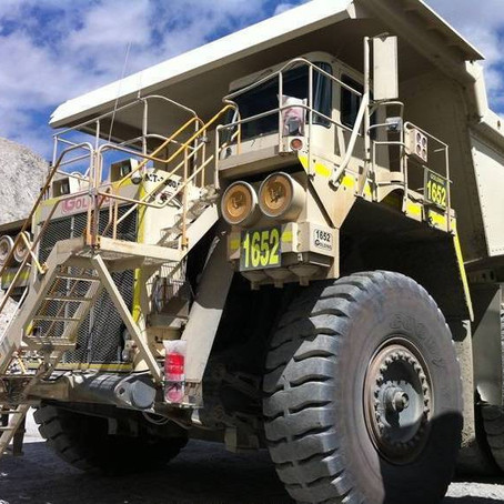 A force of nature and for nature, the Terex MT3300