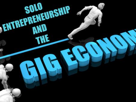 Gig Entrepreneurship on the Rise