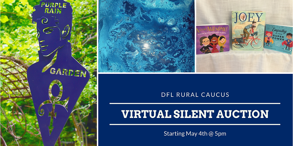 DFL Rural Caucus Virtual Silent Auction