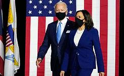 Photo of President Biden and Vice President of Kamala Harris