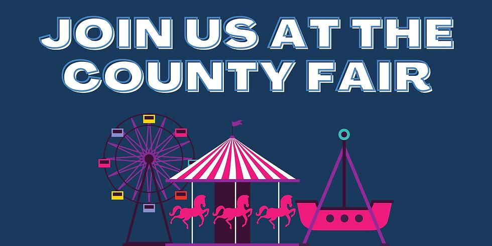 Booth Fair Fair ee Degmada Kandiyohi