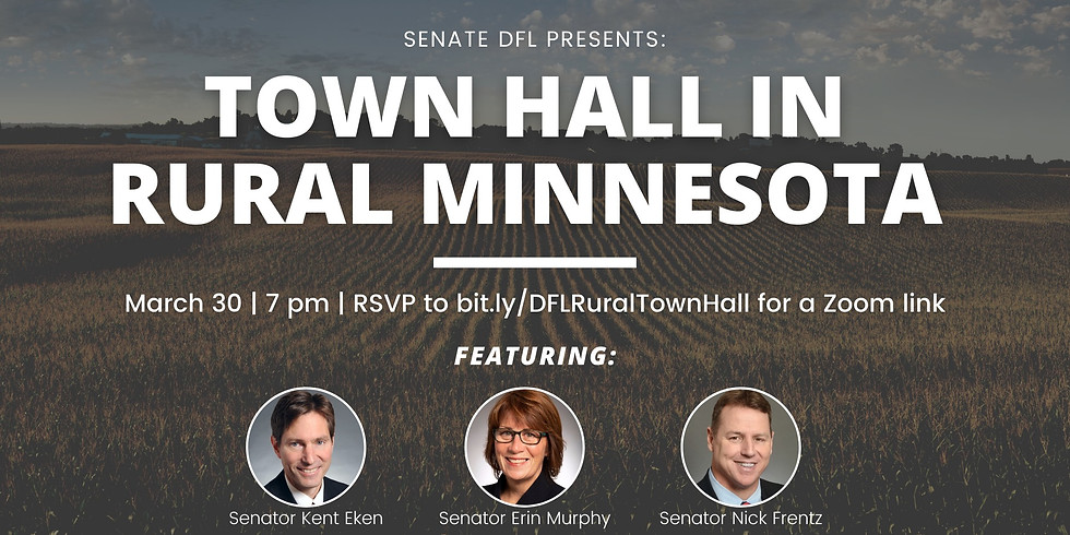 Town Hall in Rural Minnesota