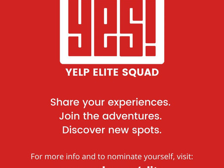"""Just Us Productions joins """"Yelp Elite Squad"""" for First 2021 Event"""