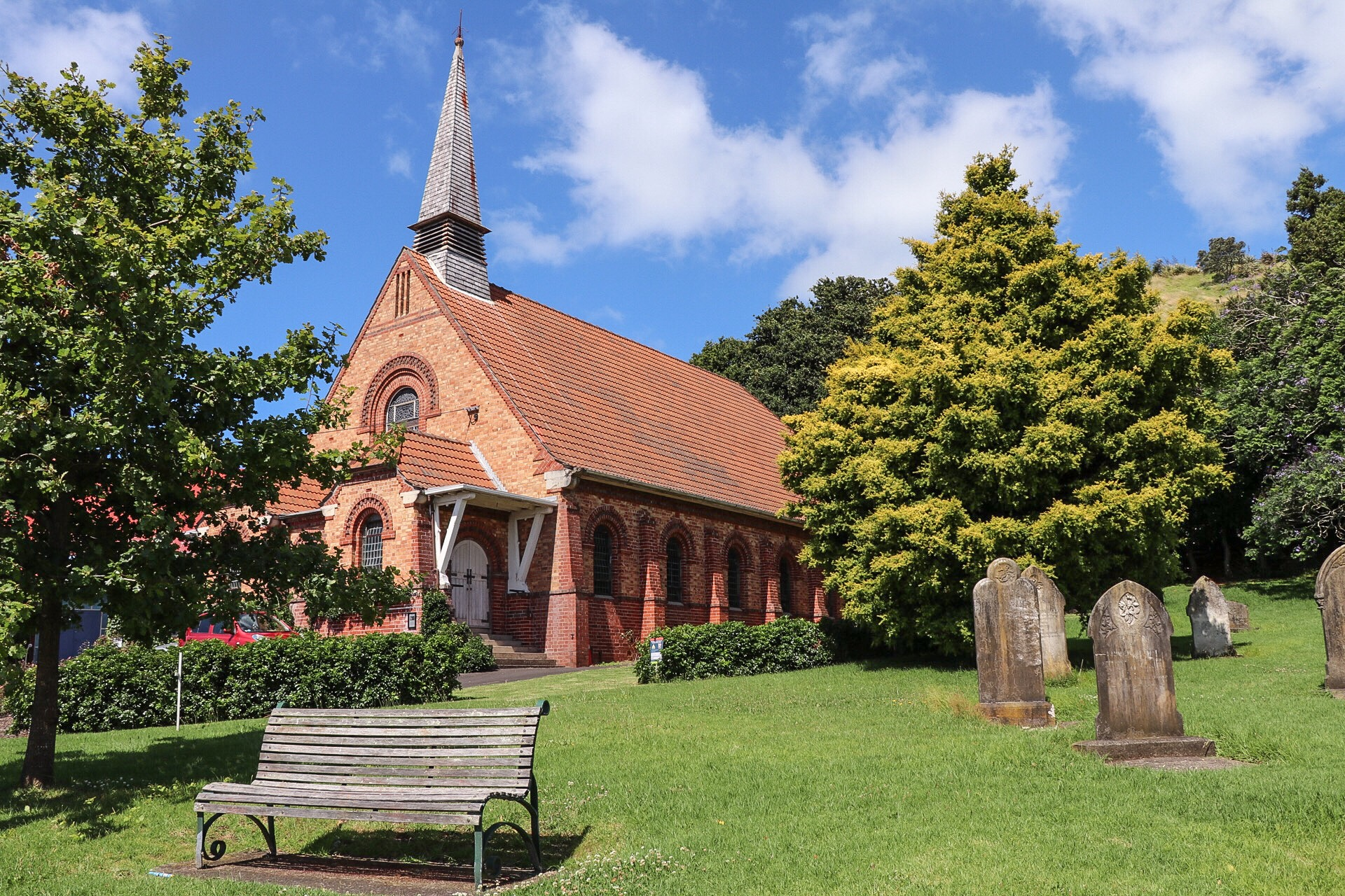 St Pauls of Devonport by Kathryn Nobbs