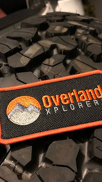Overland Xplorers Patch