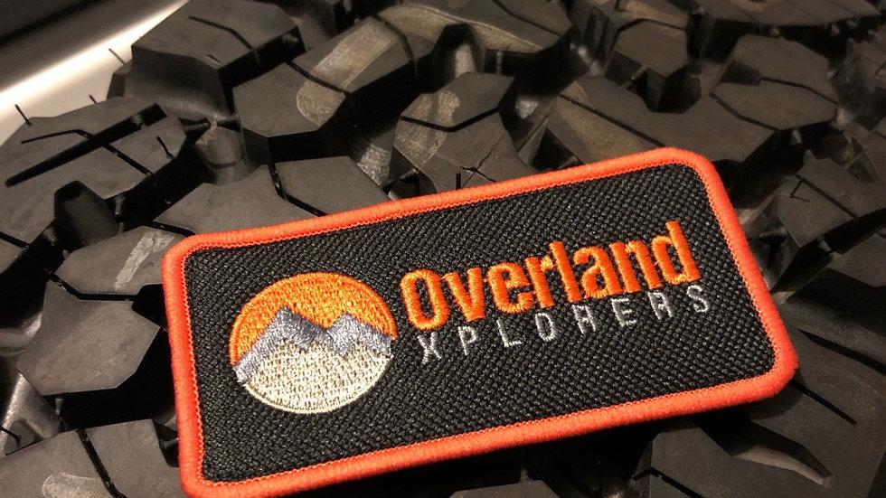 Overland Xplorers Patch