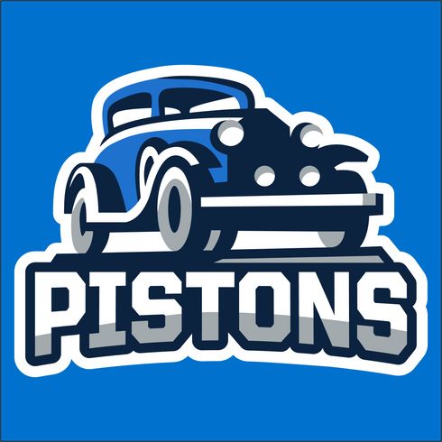 Steinbach Pistons Alternate Logo
