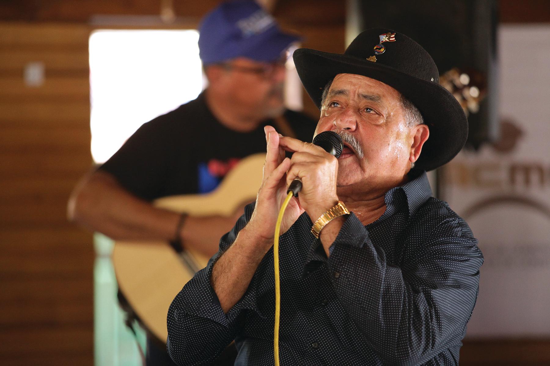 Poeta Manuel Rivera