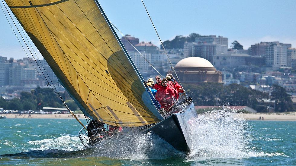 Sailing San Francisco (for 2)
