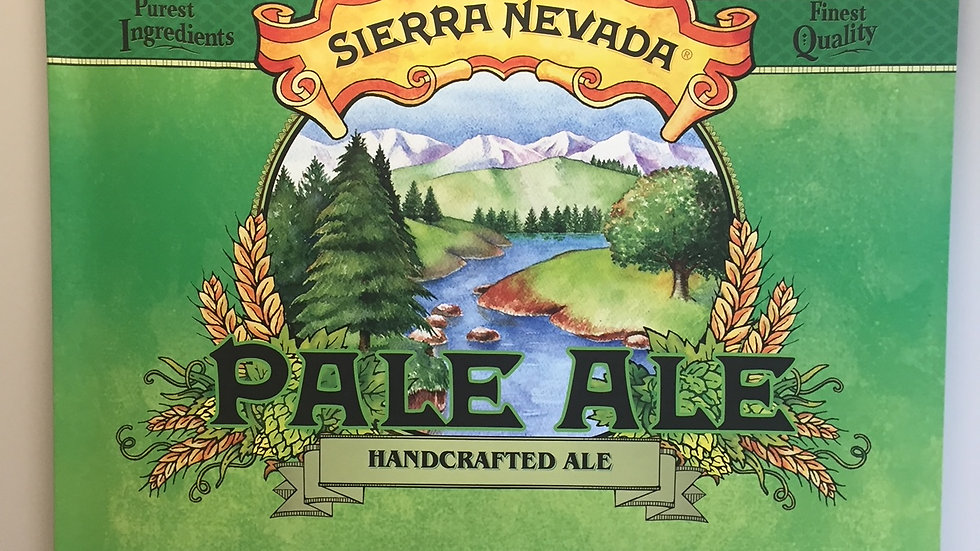 Sierra Nevada Brewery Tour - COMING SOON!