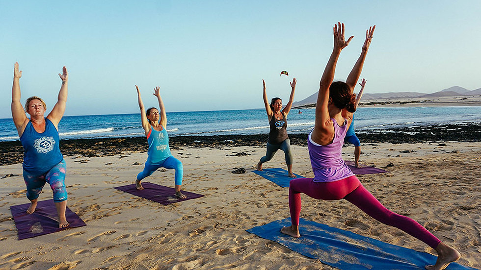 Find Your Zen (Charleston) with Private Yoga (for up to 5)