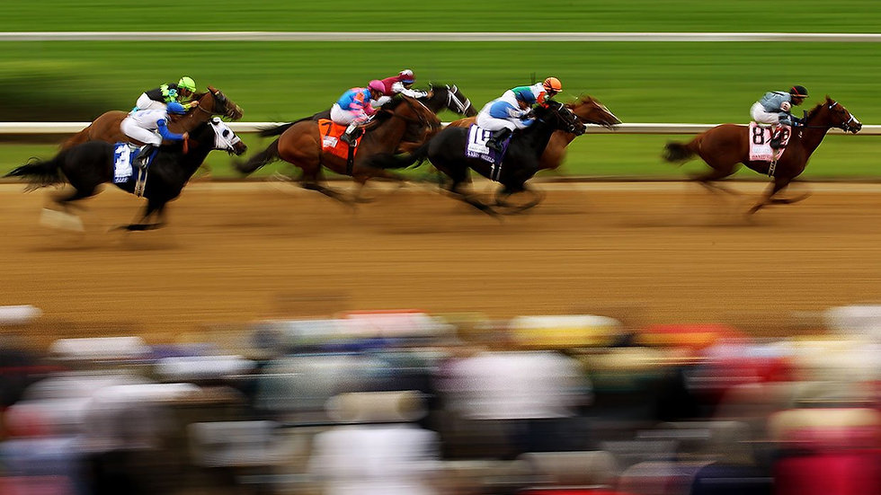 2021 Kentucky Oaks Grandstand Tickets with Transportation (for 4)