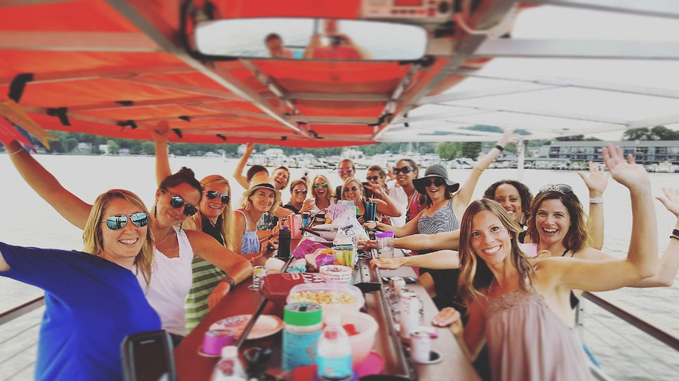 Cincinnati Cycleboat - COMING SOON!