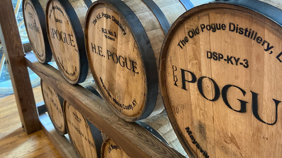 From Grains to Grapes: A Kentucky Prohibition Tour (for 10)