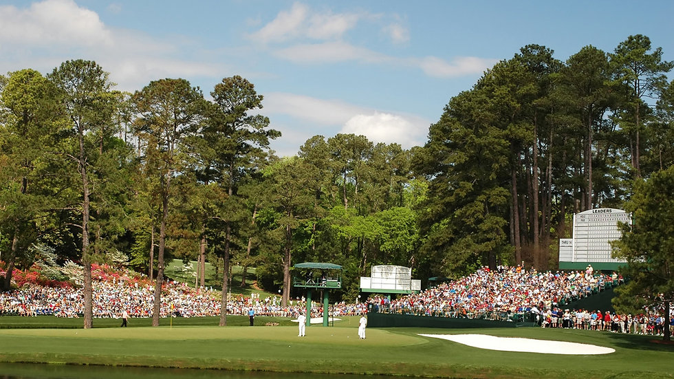 Augusta Tournament Experience (for 2)