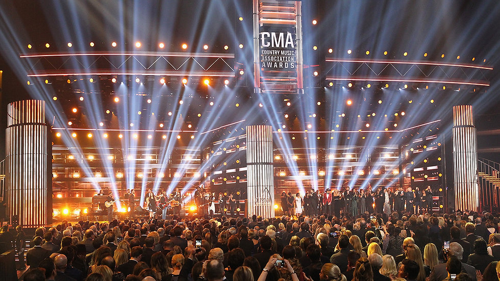 2021 Country Music Awards - Bronze Level (for 2)