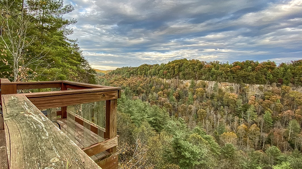 Red River Gorge Weekend Getaway (for up to 12)