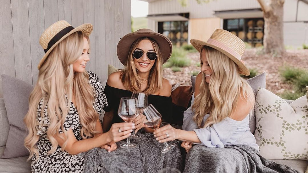 BFF Girls Getaway to Wine Country (for 4)