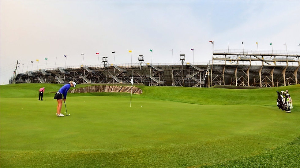 Indy Stay & Play Golf Getaway (for 4)