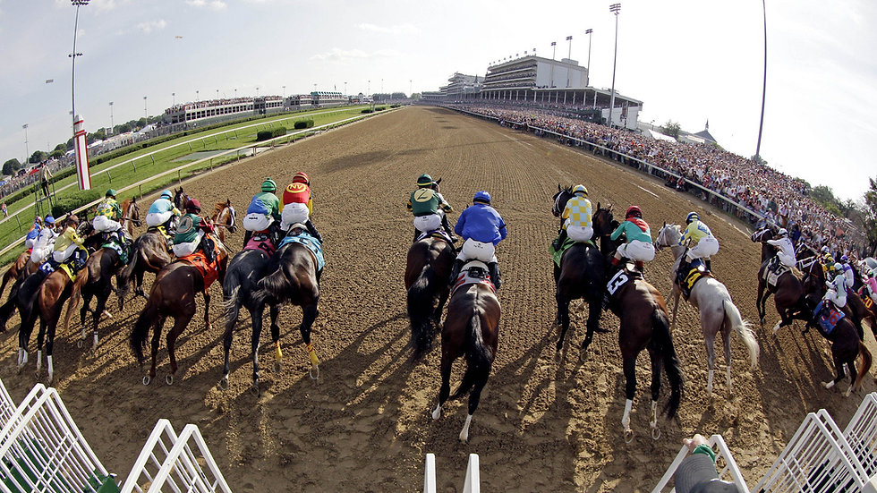 2021 Kentucky Derby Infield Admission with Transportation (for 4)