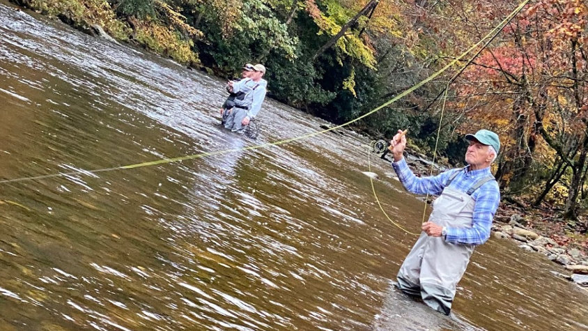 Fly Fishing Asheville (for 2)