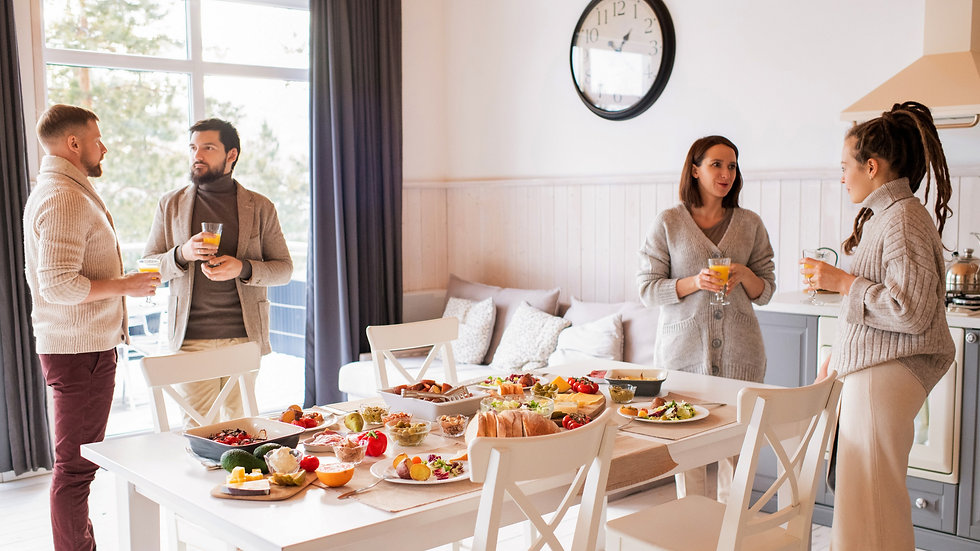 Private Chef In-Home Brunch (for up to 8)