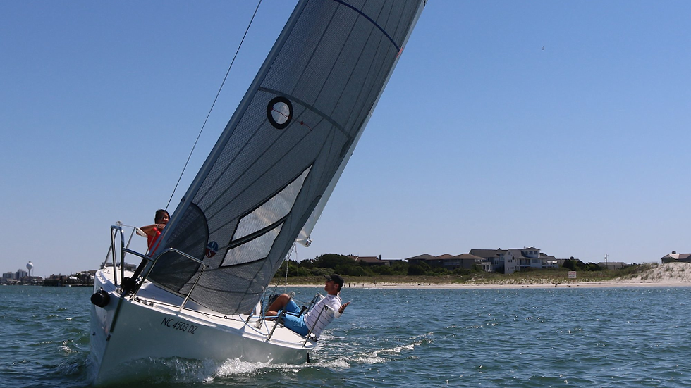 Performance Sailing (for 2)