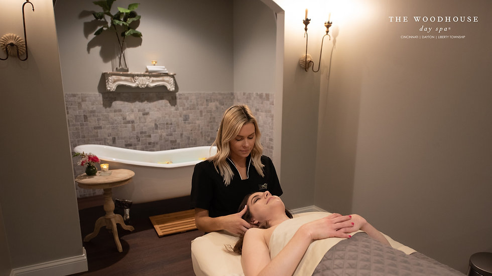 Woodhouse Day Spa Retreat (for 6)